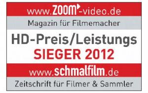 Testsieger Filmboxx Schmalfilme digitalisieren lassen