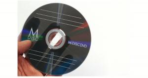 Haltbarkeit der M-DISC